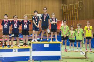 Finale nationale par équipe jeunesse 2015
